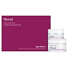 Buy Murad Age Reform Face & Eye Set Online at johnlewis.com