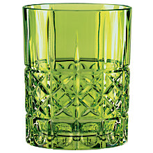 Buy Nachtmann Highland Colour Tumbler Online at johnlewis.com