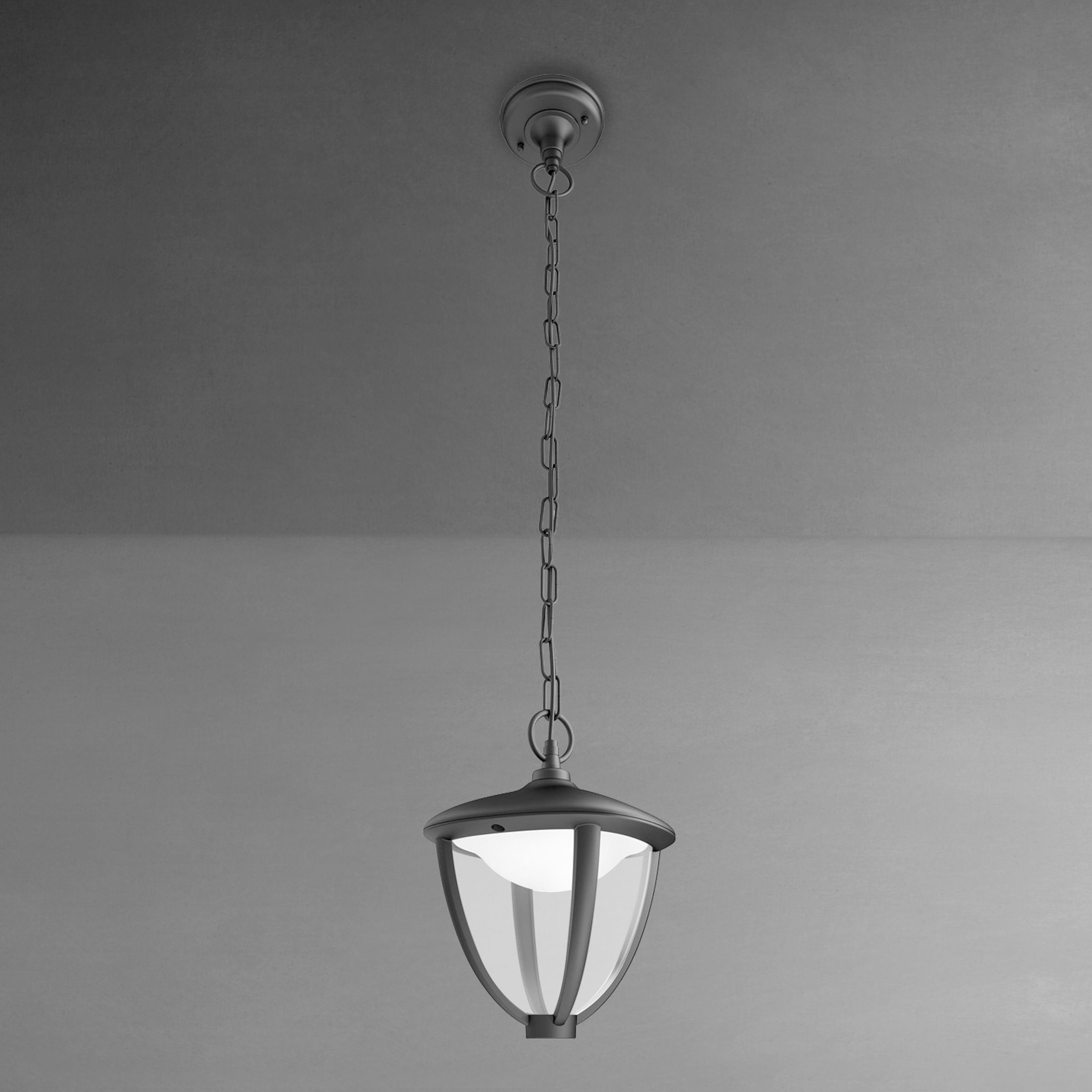Philips Wall Hanging Lights : Buy Philips Robin Outdoor Lantern Ceiling Light, Black John Lewis