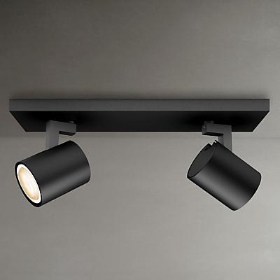 Philips Hue Runner LED Spotlight, 2 Light