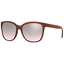 Buy Polo Ralph Lauren PH4114 D-Frame Sunglasses Online at johnlewis.com