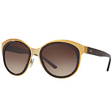 Buy Ralph Lauren RL7051 Oval Sunglasses Online at johnlewis.com