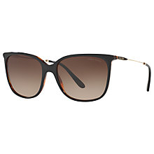 Buy Giorgio Armani AR8080 Square Gradient Sunglasses Online at johnlewis.com
