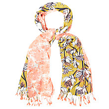 Buy White Stuff Artist Floral Scarf, Multi Online at johnlewis.com