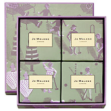 Buy Jo Malone London Marthe Armitage Collection Soap Collection, 4x 50g Online at johnlewis.com