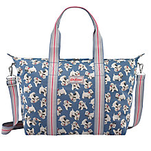 Buy Cath Kidston Billie Overnight Bag, Blue Online at johnlewis.com