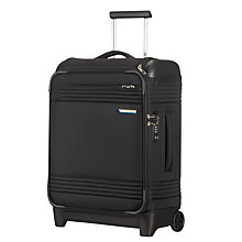 Buy Samsonite Smarttop Upright 55cm 2-Wheel Cabin Suitcase Online at johnlewis.com