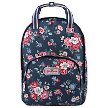 Buy Cath Kidston Forest Bunch Backpack, Navy Online at johnlewis.com