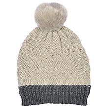Buy Powder Igloo Pom Pom Beanie Hat Online at johnlewis.com