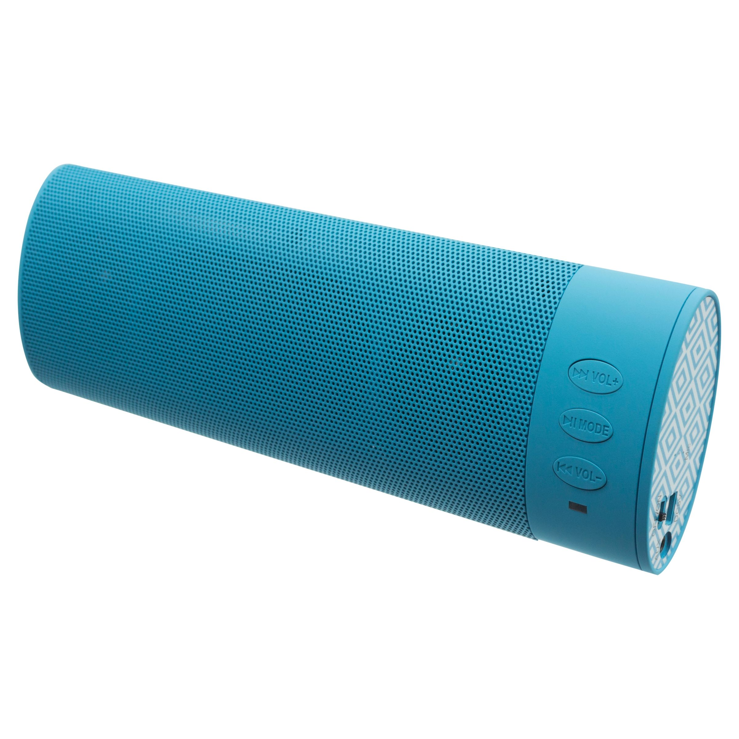 Kitsound KitSound Boombar Bluetooth Portable Speaker with Built-In Mic