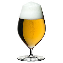 Buy Riedel Veritas Beer Glass, Clear Online at johnlewis.com
