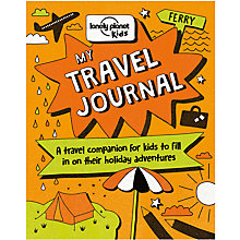 Buy My Travel Journal Online at johnlewis.com