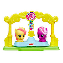 Buy My Little Pony Playskool Friends Cheerilee and Bumblesweet Go Round Online at johnlewis.com