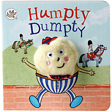Buy Humpty Dumpty Children's Board Book Online at johnlewis.com