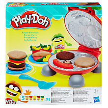 Buy Play-Doh Burger Barbecue Set Online at johnlewis.com