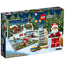 Buy LEGO City 60133 Advent Calendar Online at johnlewis.com