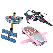 Buy Thunderbirds Vehicle 2.0 Superset Online at johnlewis.com
