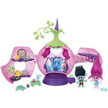 Buy DreamWorks Trolls Poppy's Coronation Pod Online at johnlewis.com