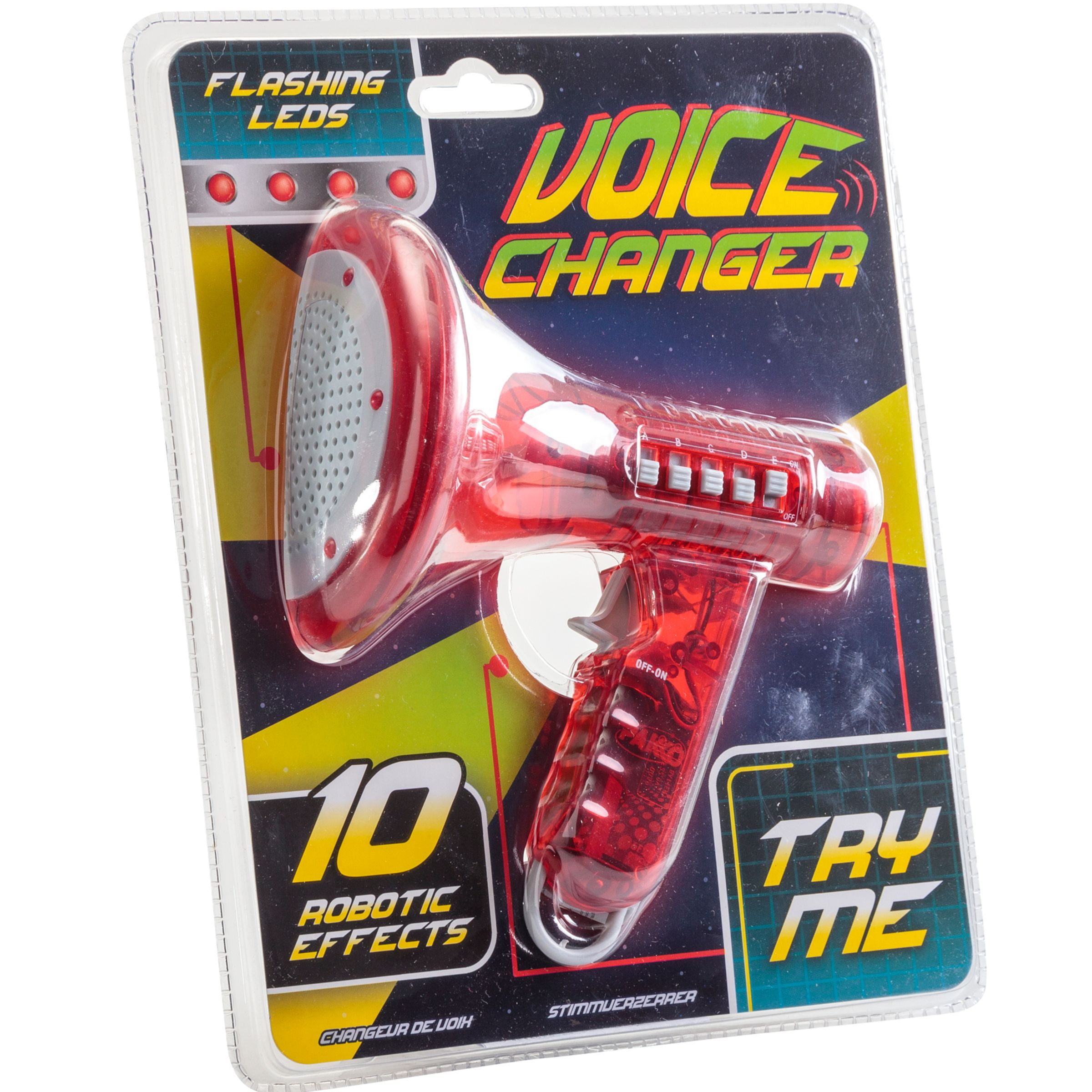 Tobar Voice Changer, Assorted Colours
