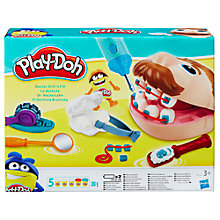 Buy Play-Doh Doctor Drill 'n Fill Playset Online at johnlewis.com