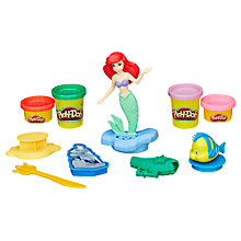 Buy Play-Doh Disney's The Little Mermaid Ariel & Friends Playset Online at johnlewis.com