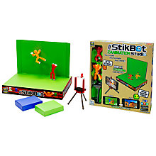 Buy StikBot Zanimation Studio Online at johnlewis.com