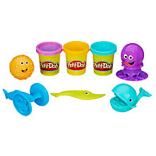 Buy Play-Doh Ocean Tools Playset Online at johnlewis.com