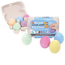 Buy Micador Early Start Egg Chalk Pack Online at johnlewis.com