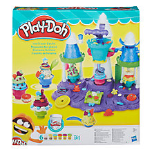 Buy Play-Doh Ice Cream Castle Playset Online at johnlewis.com