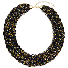 Buy John Lewis Seed Bead Statement Collar Necklace Online at johnlewis.com