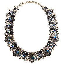 Buy John Lewis Multi Stone Statement Collar Necklace, Multi Online at johnlewis.com