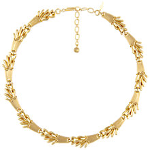 Buy Eclectica Vintage 1960s Trifari Gold Plated Necklace, Gold Online at johnlewis.com
