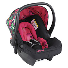 Buy Cosatto Giggle Hold Group 0+ Car Seat, Tropico Online at johnlewis.com