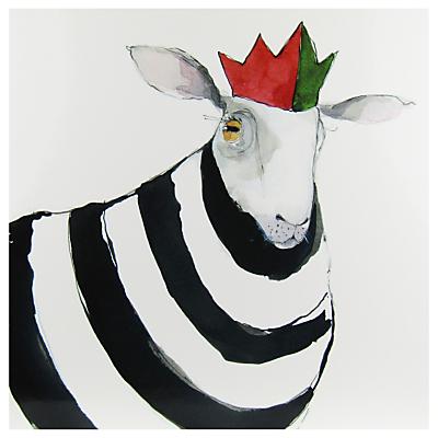 Paper House Baa Humbug Christmas Card