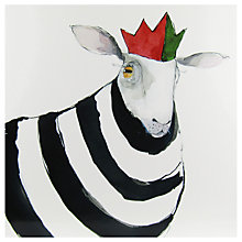 Buy Paper House Baa Humbug Christmas Card Online at johnlewis.com