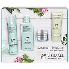 Buy Liz Earle Superskin™ Essentials Kit, Natural Neroli Online at johnlewis.com