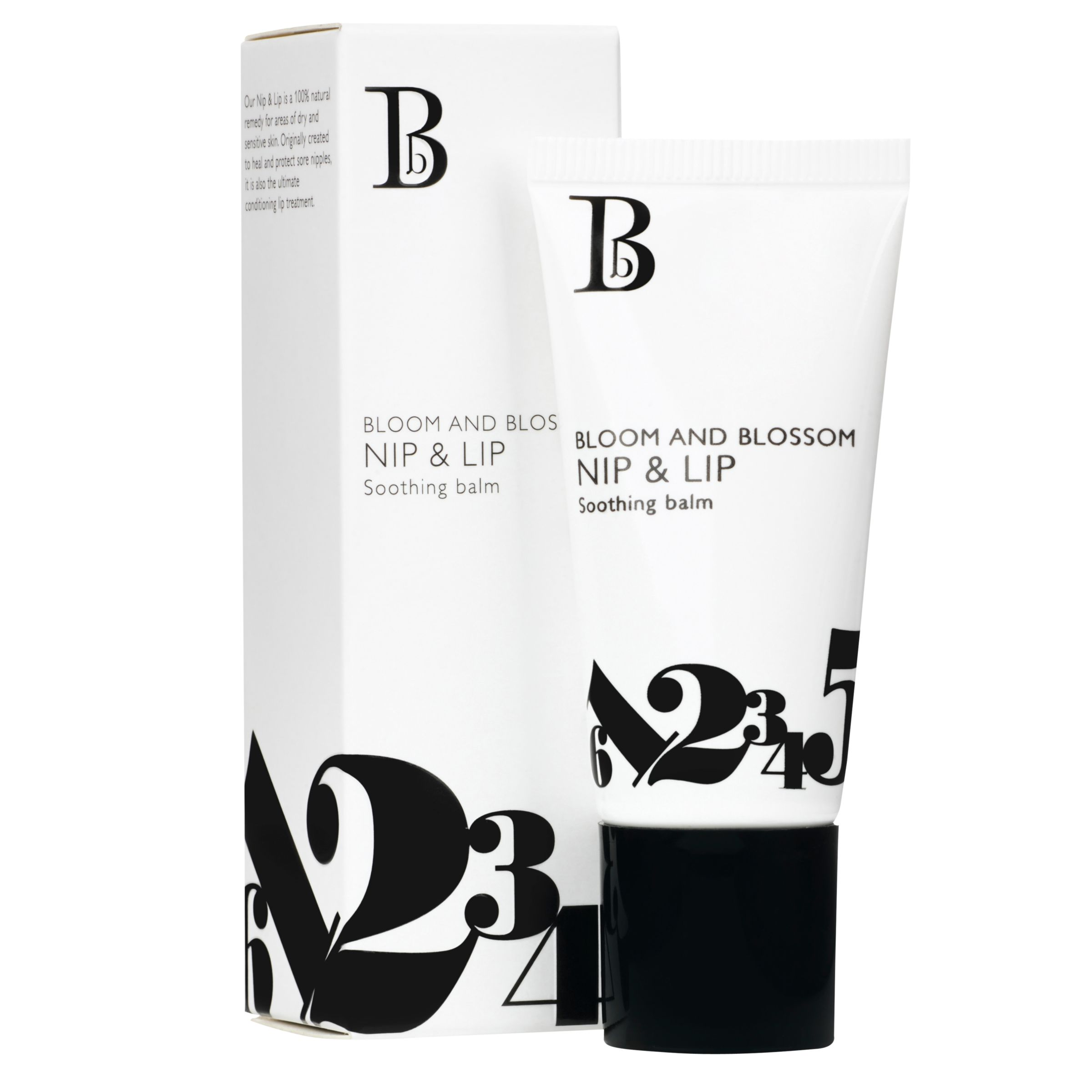 Bloom and Blossom Bloom and Blossom Nip and Lip Soothing Balm, 20ml
