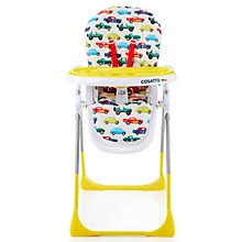 Buy Cosatto Noodle Supa Highchair, Rev Up Online at johnlewis.com