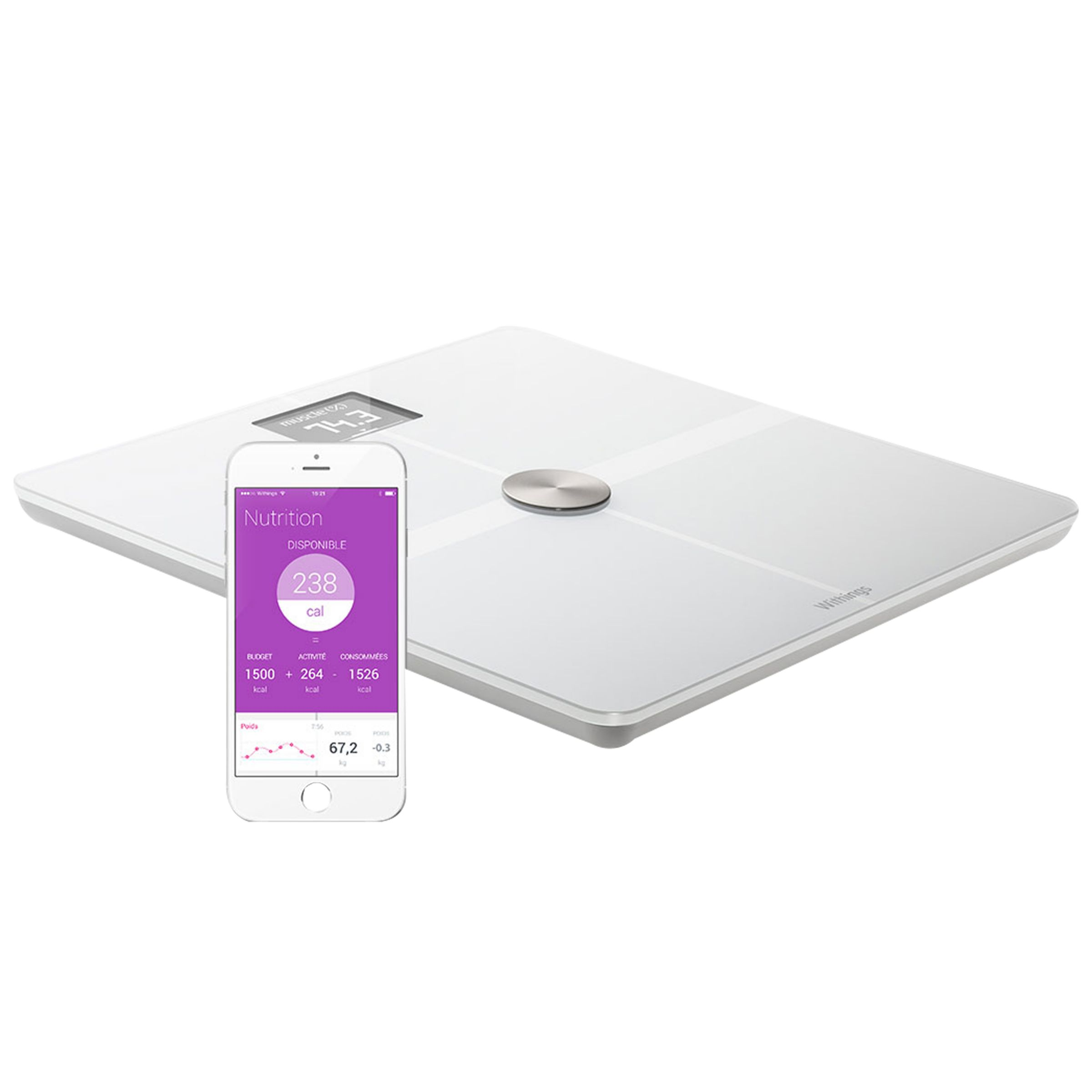 Withings Withings Body WS-45 Smart Wi-Fi Scale