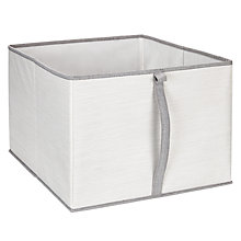 Buy House by John Lewis Mix It Single Storage Box Online at johnlewis.com