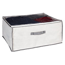 Buy House by John Lewis Mix It Single Storage Case Online at johnlewis.com