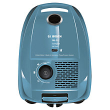 Buy Bosch BGL3A212GB Cylinder Vacuum Cleaner, Blue Online at johnlewis.com