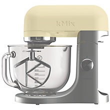 Buy Kenwood kMix KMX52G Stand Mixer, Almond Cream Online at johnlewis.com