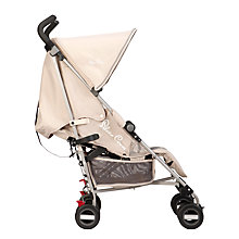 Buy Silver Cross Zest Stroller, Sand Online at johnlewis.com