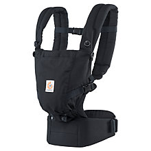 Buy Ergobaby Adapt Baby Carrier Online at johnlewis.com