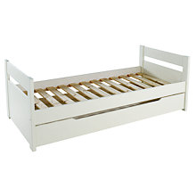 Buy Stompa Uno Cabin Bed Frame and Trundle Online at johnlewis.com