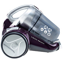 Buy Hoover Vision Reach Pets Bagless Cylinder Vacuum Cleaner Online at johnlewis.com