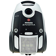 Buy Hoover Enigma Bagged Pets Cylinder Vacuum Cleaner Online at johnlewis.com