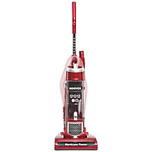 Buy Hoover Hurricane Power VR81 HU01 Upright Bagless Vacuum Cleaner Online at johnlewis.com