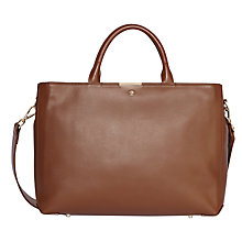 Buy Modalu Bess Leather Large Tote Bag Online at johnlewis.com